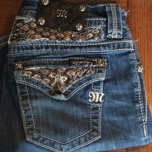 Miss Me jeans 26/34